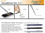 STAMP&SMART PEN 3 in 1